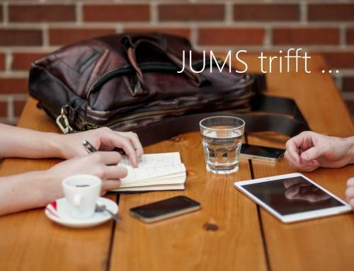 JUMS trifft … Prof. Dr. Dr. Manuel René Theisen