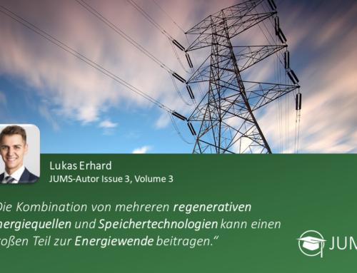 JUMS trifft … Lukas Erhard