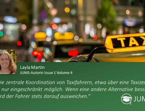 JUMS trifft …Layla Martin