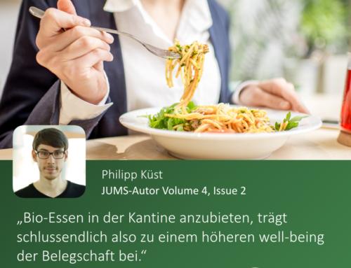 JUMS trifft … Philipp Küst