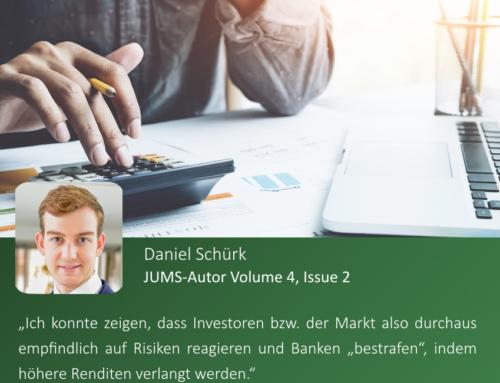 JUMS trifft … Daniel Schürk