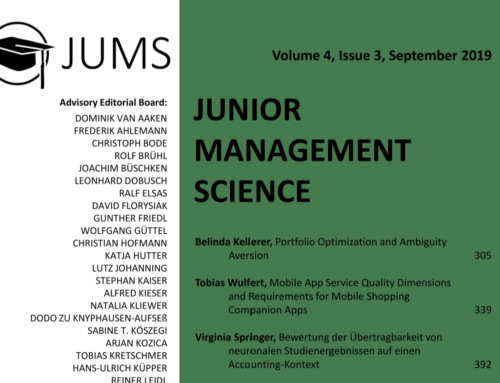 JUMS-News im September