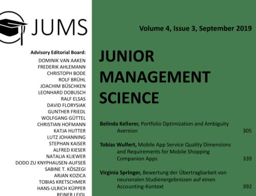 JUMS-News im September